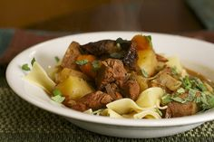Lamb Stew with Dried Prunes, from the Hunger Games