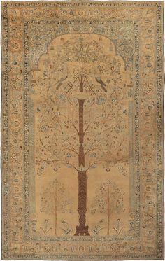 Antique Khorassan Persian Rug 41935 Main Image - By Nazmiyal