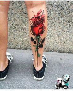 Tattoo work by: @dynozartattack!!!) #skinartmag #tattoorevuemag…