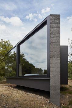 A Pavillon Between Trees, extension d'une maison par Branch Studio Architects - Journal du Design