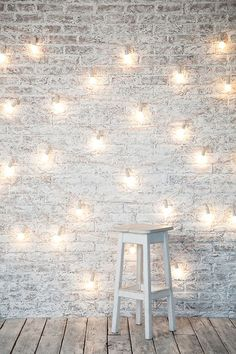 Wall ideas white lights 52 ideas for 2019