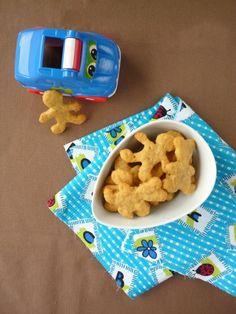 Colors in the Kitchen: Almás cukor-, tej- és tojásmentes (baba)keksz