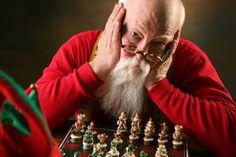 Santa Claus Chess