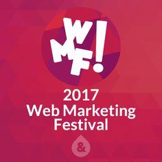 Up&Up è sponsor del Web Marketing Festival 2017 #webmarketingfestival