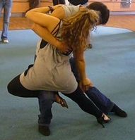 Figure from Bachata