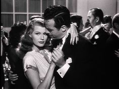 Gilda (1946, King Vidor) / Cinematography by Rudolph Maté