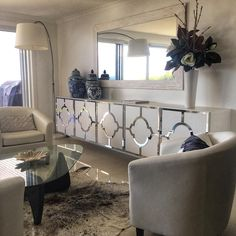 Luxury Furniture, House Interior, Furniture Overlays, Living Dining Room, Interior, Contemporary Furniture, Living Room Decor, Home Decor, Furniture