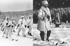 Finland's Winter War with Soviet Union during WWII (amazing story about victory against incredible odds) History Of Finland, Finnish Language, World War One, Work Inspiration, Soviet Union, American Civil War, Vietnam War, Ancient History, Historical Photos