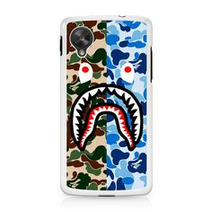 Bape Shark Nexus 5 Case