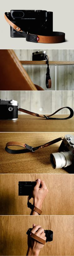 #hardgraft Slide Camera Wrist Strap