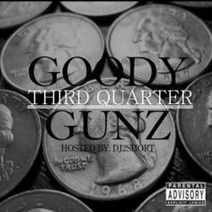 3rd Quarter of 2014 wrapping up a crazy summer of Hip Hop music for Independent artist Goody Gunz we continue to take all the fans and new listeners on a journey to dope music. If you have been listening since 1st Quarter you can definitely notice the growth, maturity, and quality of music Goody Gunz is putting out. Not many independent artist attempt more or less even have the ability to do 4 mixtapes in a single linear year. Enjoy the bars enjoy the message and support independent artist.