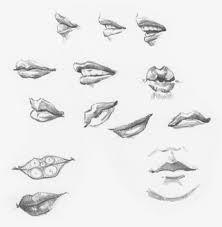129 Fantastiche Immagini Su Disegni Labbra Naso Occhi Ecc How