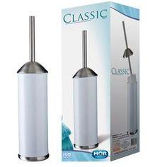 Escova para Banheiro M Mor Classic 8472 em Aço Inox - Acessórios no Extra.com.br