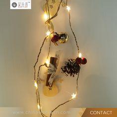 Christmas shiny stars wedding decoration LED lights