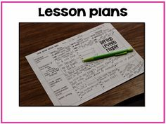 Guided Reading Lesson Plan Templates  Free  Rd Th Th Th