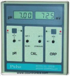 Best Quality Countronics pH Meters  available. http://www.countronics.com/