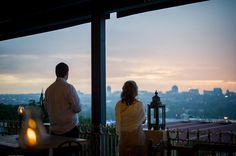 Sunsets | Katy's Palace Bar | Wedding Venue