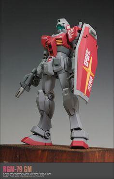 RGM-79 GM http://blog.naver.com/kunyho78/220702224542