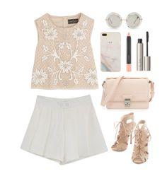 """Simple and cute"" by iarsotelo on Polyvore featuring moda, Needle & Thread, 3.1 Phillip Lim, MAC Cosmetics, Ilia y Dolce&Gabbana"