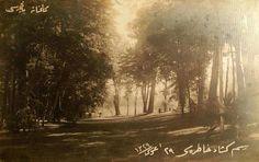 Gülhane Parkı 1912 ( hicri 29 Ağustos 1329) ~ Tarih Duragı