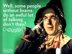 9 Reasons We Still Watch The Wizard of Oz 75 Years Later The Wizard of Oz, Judy Garland, Actor Class Tv Quotes, Great Quotes, Funny Quotes, Wizard Of Oz Quotes, John Wright, Favorite Movie Quotes, Movie Lines, Broadway, The Wiz