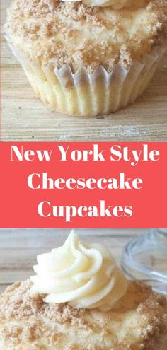 York Style Cheesecake CupcakesNew York Style Cheesecake Cupcakes Homemade Hard Candy is easy to make and really easy to customize to whatever flavor and color you want! This hard candy recipe will become a favorite in your family. Oreo Cheesecake, Easy Cheesecake Recipes, Pumpkin Cheesecake, Cupcake Recipes, Cupcake Cakes, Dessert Recipes, Simple Cheesecake, Homemade Cheesecake, Classic Cheesecake