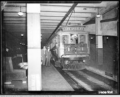 LA not only used to have a subway system, but they had the world's most sophisticated public trolley system at the time. *sigh*