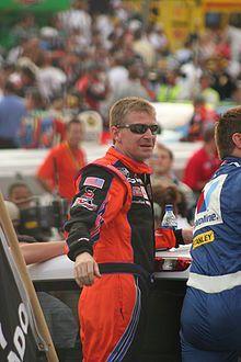 NASCAR - Jeff Burton, South Boston VA