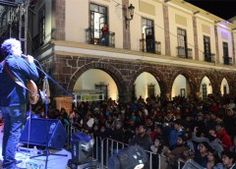 Continúan las actividades culturales con motivo del Festival del Quinto Sol en Tenango del valle