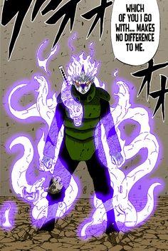 Mitsuki Sage Mode by ShenLongKazama #Naruto #Boruto #Orochimaru