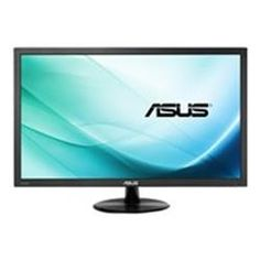 Asus VP278H 27 LED Full HD Monitor 1MS VGA 2x HDMI VGA  VP278H 27″ Full HD monitor with 100,000,000:1 high contrast ratio, ASUS-exclusive SplendidPlus and VividPixel technologies is optimized for the finest image and color quality.  #monitors #computerequipment #homeelectronics