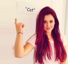 Ariana Grande ; Cat