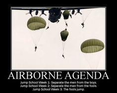 d day veteran jump