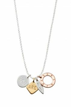 Stella & Dot You Are My Sunshine Necklace. I have sung this to Wyatt every night since was born.