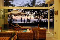 The White House, beachfront Costa Rica