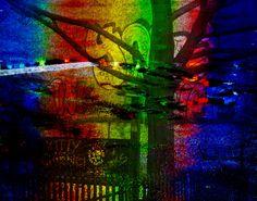 "Saatchi Online Artist: Nadia Synetou; Photomanipulation, 2013, Digital ""Berlin"""