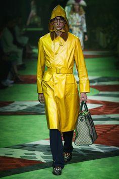 Gucci | Menswear - Spring 2017 | Look 10