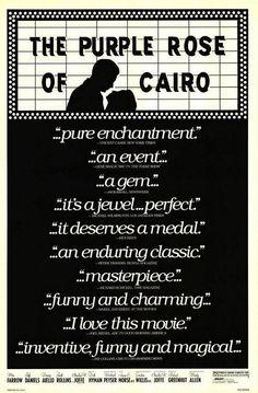La Rosa púrpura del Cairo [Vídeo (DVD)] / escrita y dirigida por Woody Allen