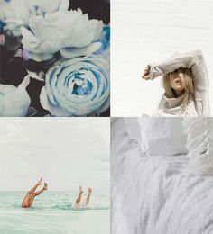 Somerset Blue mood boards. Somerset bedding available at www.shabbychic.com