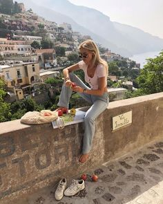 postcard from Positano, postcard from Positano, You can find Positano and more on our website.postcard from Positano, postcard from Positano, Summer Aesthetic, Travel Aesthetic, Europa Tour, Mode Ootd, European Summer, Travel Outfit Summer, Europe Travel Outfits, Travel Europe, Dress Summer
