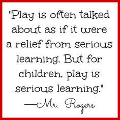 Quotes About Learning Through Play. QuotesGram