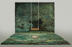 Alexandra Kehayoglou's Carpets Look Like Lush Pastures and Grasslands