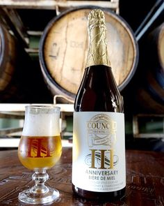 Ready to pop some bottles? Visit store.councilbrew.com to get your hands on this bubbly 11.2% ABV Biere de Miel! (Link in Profile) #sandiego #sandiegoconnection #sdlocals #sandiegolocals - posted by Council Brewing Co https://www.instagram.com/councilbrewing. See more San Diego Beer at http://sdconnection.com