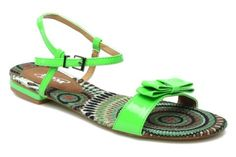 SPM isla groen Flats, Sandals, Shoes, Fashion, Loafers & Slip Ons, Moda, Shoes Sandals, Zapatos, Shoes Outlet