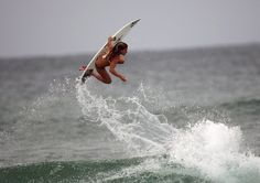 just some surfing