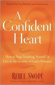 Often the biggest obstacle to living out our faith is our own doubt--about our own worth, our abilities, our relationship with God, and the situations in our lives. A Confident Heart gives voice to the questions, doubts, struggles, and hopes that many women have but are afraid to admit. Author Renee Swope shows women how to manage, process, and even use doubt in order to live confidently in God's power, truth, and grace. Through the promises of Scripture and true stories, she shows readers that they don't have to be perfect, they are able to fulfill their callings, and they can move forward through life's setbacks.Perfect for women's small groups or individuals, A Confident Heart is an upbeat, positive message for any woman who wants to exchange destructive thought patterns for biblical truth that will transform the way she thinks, feels, and lives.