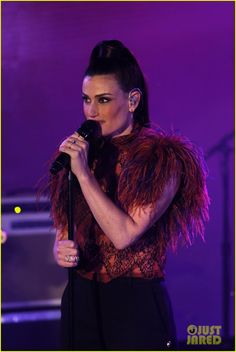 Idina Menzel, Unusual Things, How Beautiful, Take That, Dreadlocks, Concert, Hair Styles, People, Beauty