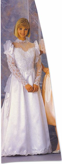 1980s Wedding Dress, Wedding Dress Styles, Lesbian Wedding, Wedding Bride, Wedding Ideas, Bridal Gowns, Wedding Gowns, Petticoated Boys, Beautiful Bridal Dresses