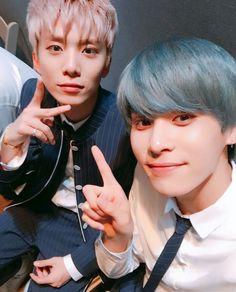 Hwiyoung & Taeyang // SF9