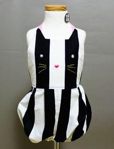 DIY Sewing - Kitty Romper